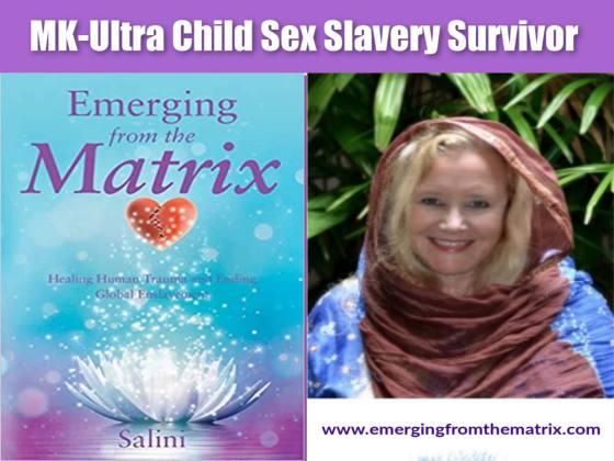 SpirituallyRAW Ep 350 MK Ultra Child Sex Slavery Survivor with Salini Teri Apodaca