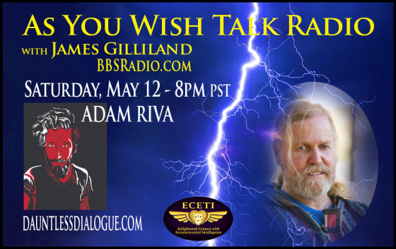 Adam Riva on As You Wish Talk Radio