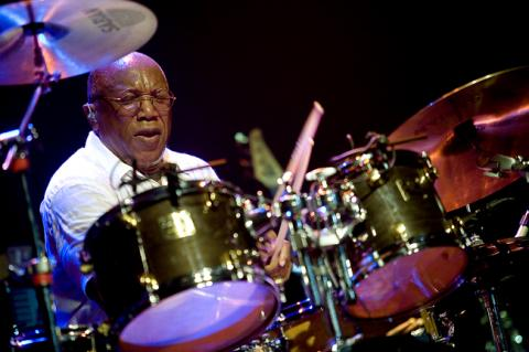Ray Shasho welcomes drumming legend Billy Cobham to the show