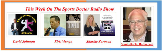 David Johnson, Kirk Mango and Sharkie Zartman