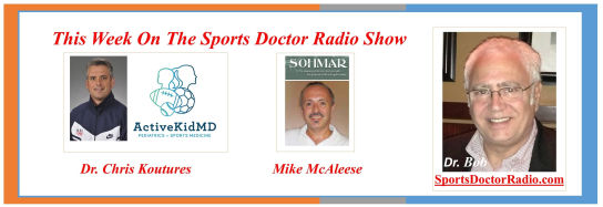 ​Dr Chris Koutures and Mike McAleese