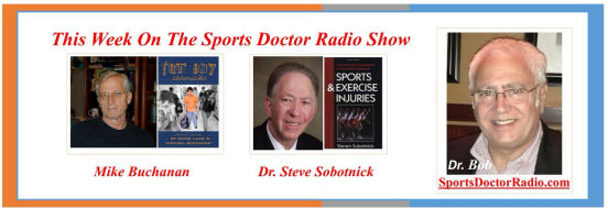 Mike Buchanan and Dr Steve Subotnick