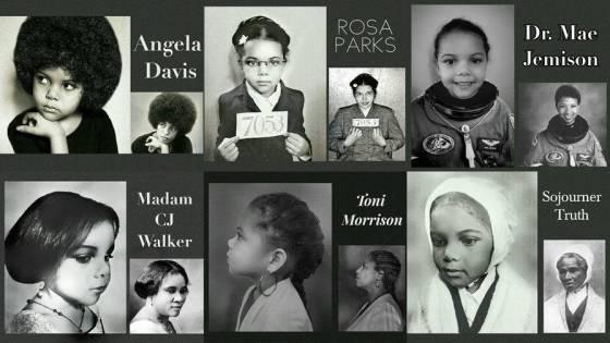 Powerful Black American Women