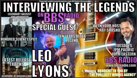 Leo Lyons Legendary Bassist with Ten Years After Chats About New Album