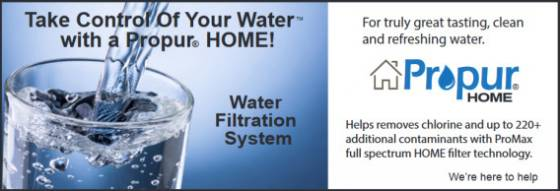 Sponsor of As You Wish Talk Radio - Propur USA - water filtering devices