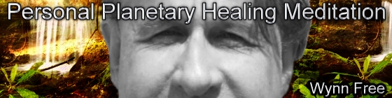 Personal Planetary Healing Meditation