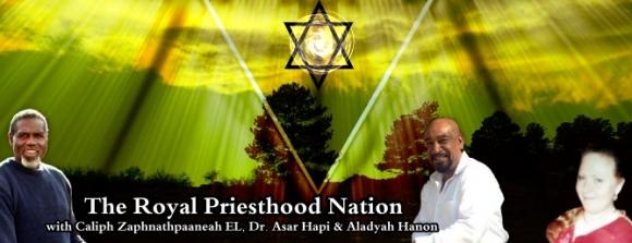 The Royal Priesthood Nation