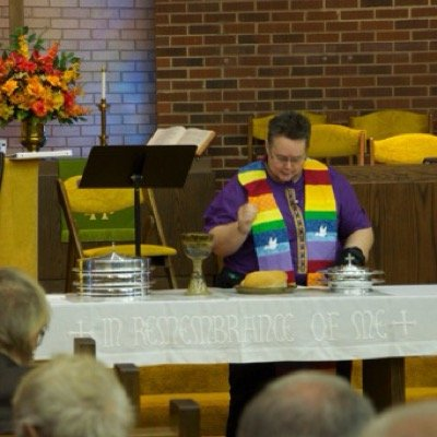 Rev Judy Hosner