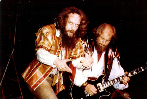 Martin Barre has been the legendary guitarist of Jethro Tull for 43 years