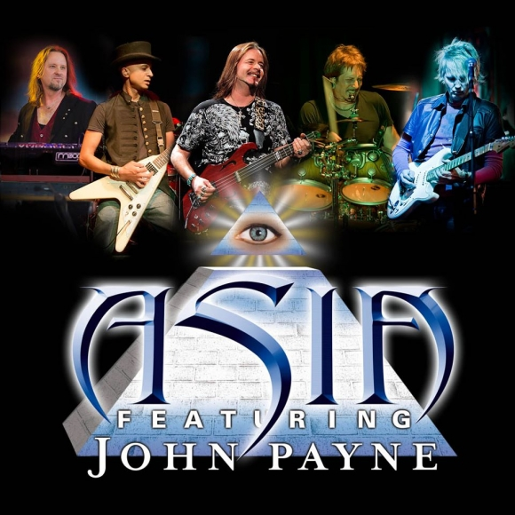 Our Special Guest Today is John Payne who became the frontman and bassist for the supergroup ASIA in 1992