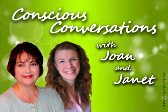 Janet Barrett and Joan Newcomb