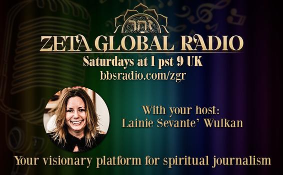 Zeta Global Radio with Dr. Caroline Wheeler