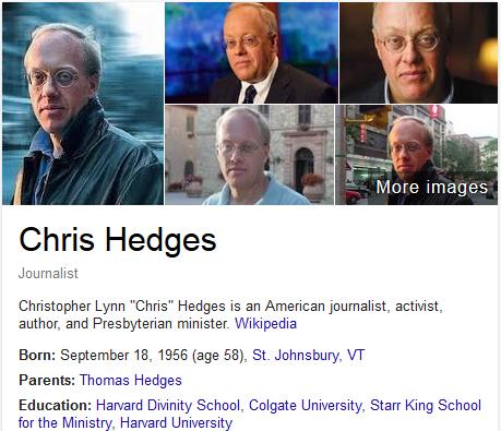 Christopher Hedges