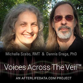 Dr Dennis Grega and Michelle Szabo