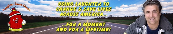 Laughter Saves Lives with John C. Larocchia