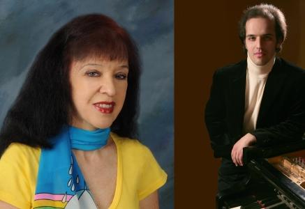 Lena Miremonde and Julian Lampert
