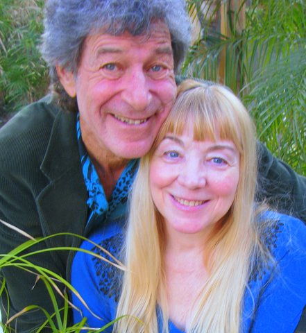 Sasha Alex Lessin and Janet Kira Lessin