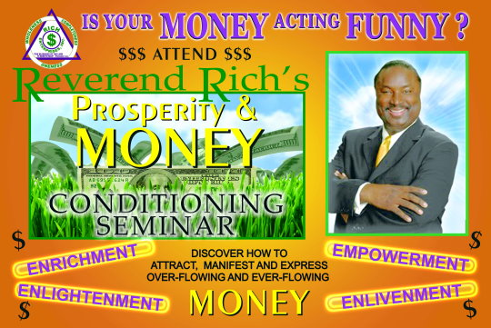 Prosperity and Money Tutorial