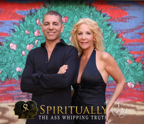 April & Jay Matta, Hosts of SpirituallyRAW and Founders of Mission Rich Marketing