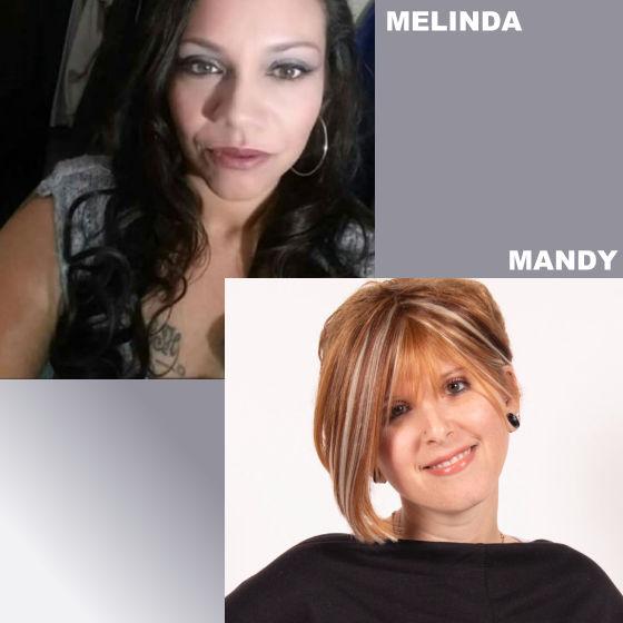Melinda Rodriguez and Mandi Nowitz