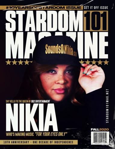 RnB singer Nikia