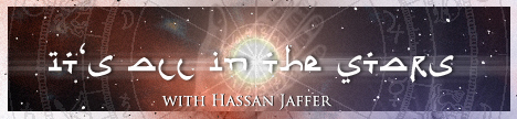 It's All In The Stars with Hassan Jaffer, banner
