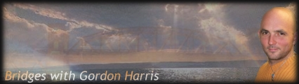 Bridges with Gordon Harris, banner