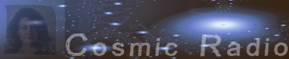 Cosmic Radio with Linda Marie, banner