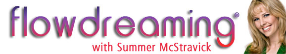 Flowdreaming with Summer McStravick, banner