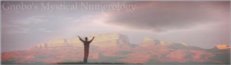 Gnobo's Mystical Numerology with Gnobo A Calypso and Ayumi Okada, banner