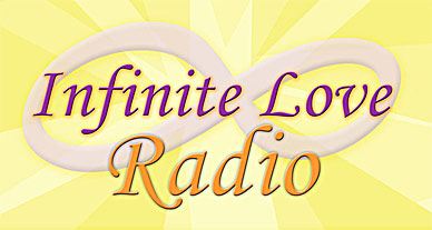 Infinite Love Radio with Michelle Morovaty, banner