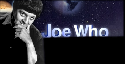Joe Who with Joe Who, banner