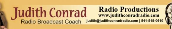 Judith Conrad Radio with Judith Conrad, banner