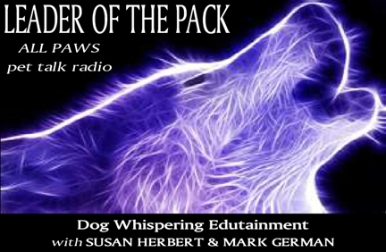 Leader of the Pack with Susan Herbert and Mark German, banner