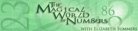 Magical World of Numbers with Elizabeth Summers, banner