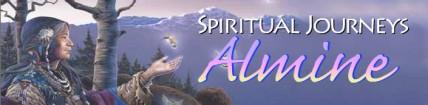 Opening the Doors of Heaven with Almine, banner