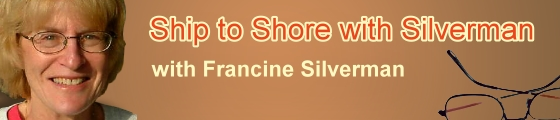 Ship to Shore with Francine Silverman, banner