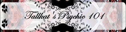 Tallkat's Psychic 101 with Karen Conley, banner