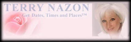 Terry Nazon Talks Astrology with Terry Nazon, banner