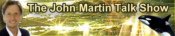 The John Martin Talk Show with John Martin, banner