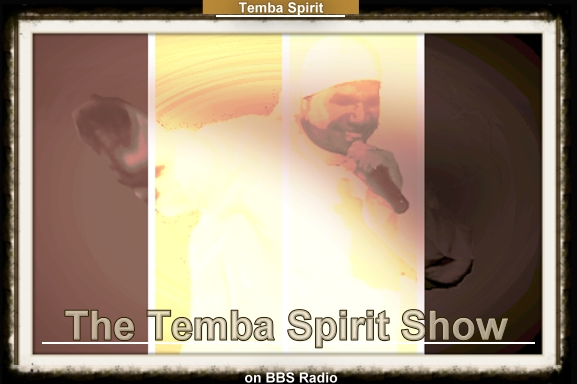 The Temba Spirit Show with Temba Spirit, banner