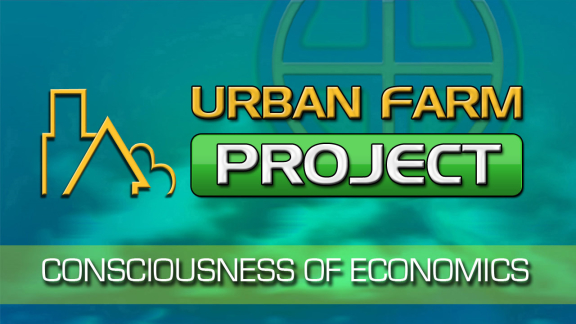 The Urban Farm Project with Bridgette Lyn Dolgoff, banner