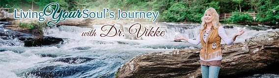 Living Your Soul's Journey with Dr Vikke