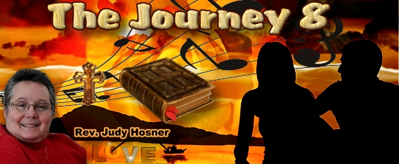 The Journey 8 with Rev Judy Hosner