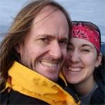 Amanda Jones and David Recht