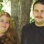 Nicole Bray and Rev Rob Du Shane