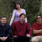 Brian Mowery, Brian Ostering, Alicia Van Sant, Chuck Boris