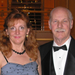 Ed Pickett and Terri Pickett