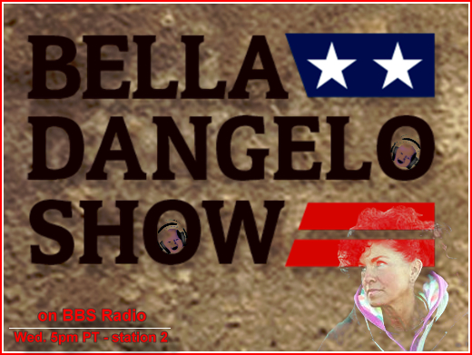 The Bella Dangelo Show with Bella Dangelo, Eric Olsen and AJ Kern