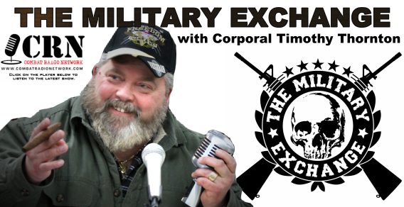 The Military Exchange Talk Show with Corporal Timothy Thornton